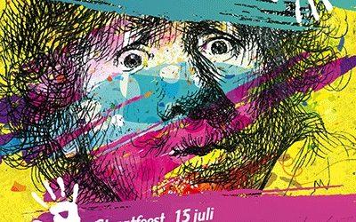 15 juli zal ik mijn keramiek tonen en verkopen op het Rembrandt Art Festival in Amsterdam